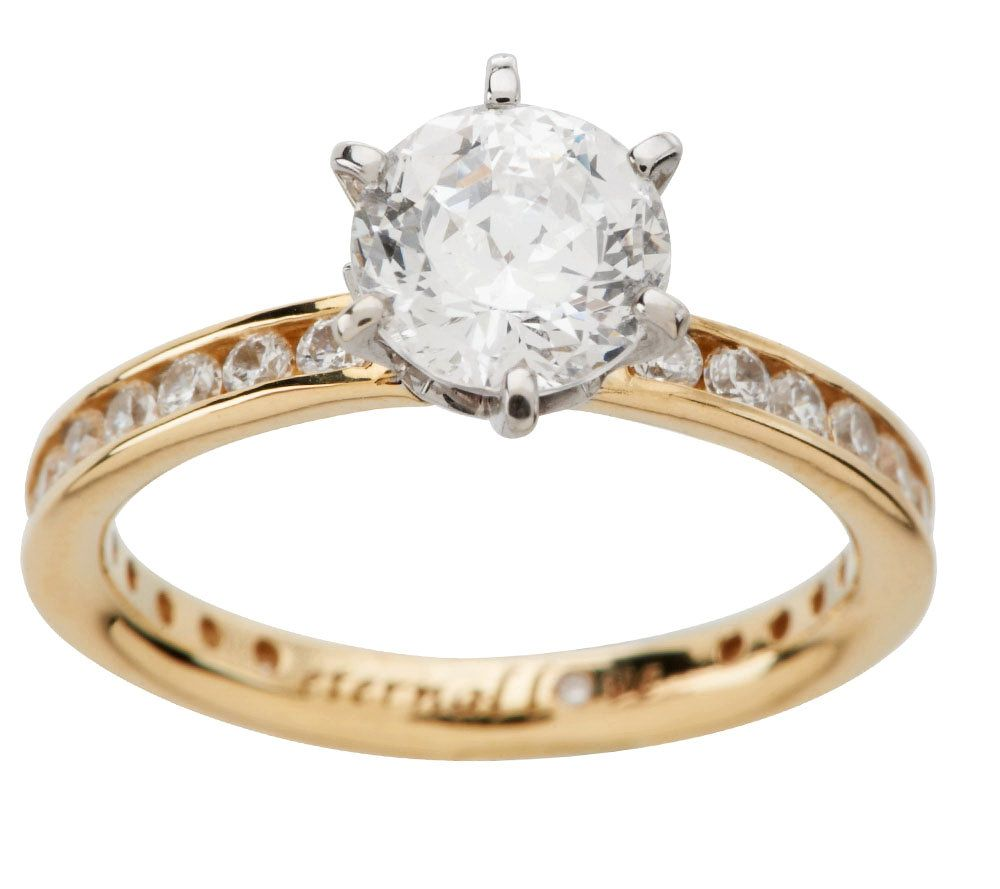 solitaire rings gold p ct ring shop loveliest diamond