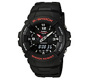 Casio Mens G-Shock Classic Ana-Digi Watch - J107203