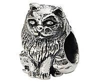 Prerogatives Sterling Birman Cat Bead - J299503
