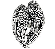 Scott Kay Sterling Silver Guardian Angel Ring - J327503