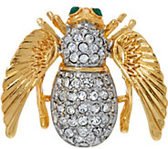 Joan Rivers Angel Bee Pin - J327404
