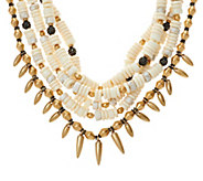 Stella & Dot Nomad 3-in-1 Statement Necklace - J346605