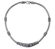 Novica Sterling Artisan Crafted ChainNecklace - J297106