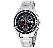 Casio Mens Edifice Stainless Steel ChronographWatch - J297606