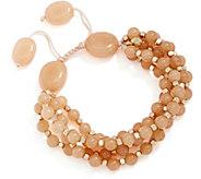 Lola Rose Clio Gemstone 5 Strand Adj. Bracelet - J335406