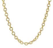 Judith Ripka Verona 14K Gold-Clad 36 Necklace,75.0g - J345707