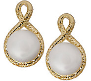 Adi Paz 14K Gold Cultured Pearl Earrings - J374907