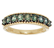 0.50 ct tw Alexandrite Band Ring 14K Gold - J285008