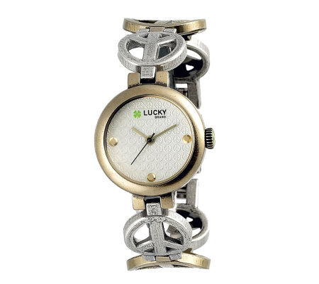 Lucky Brand Jeans Company Unisex Watch Peace And Love,40mm ... |Lucky Brand Peace Watch