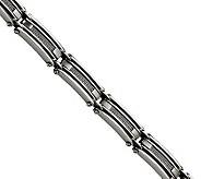 Forza 9 Brushed Cable & Polished Bracelet - J306609