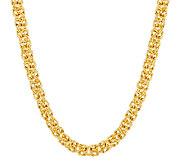 Judith Ripka Sterling 20 Verona Byzantine Necklace - J325609
