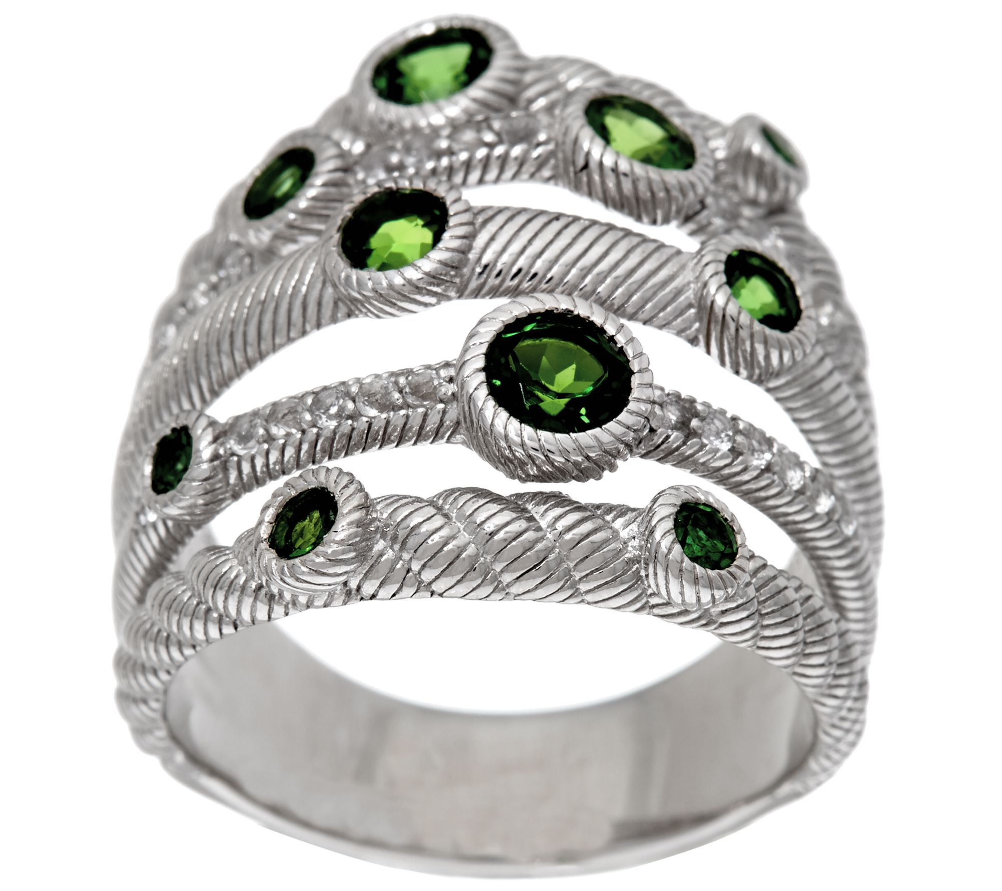 gemstone in tcw overstock orders and watches green round on free peridot gold rings jade naturalist jewelry shipping over palmbeach ring product