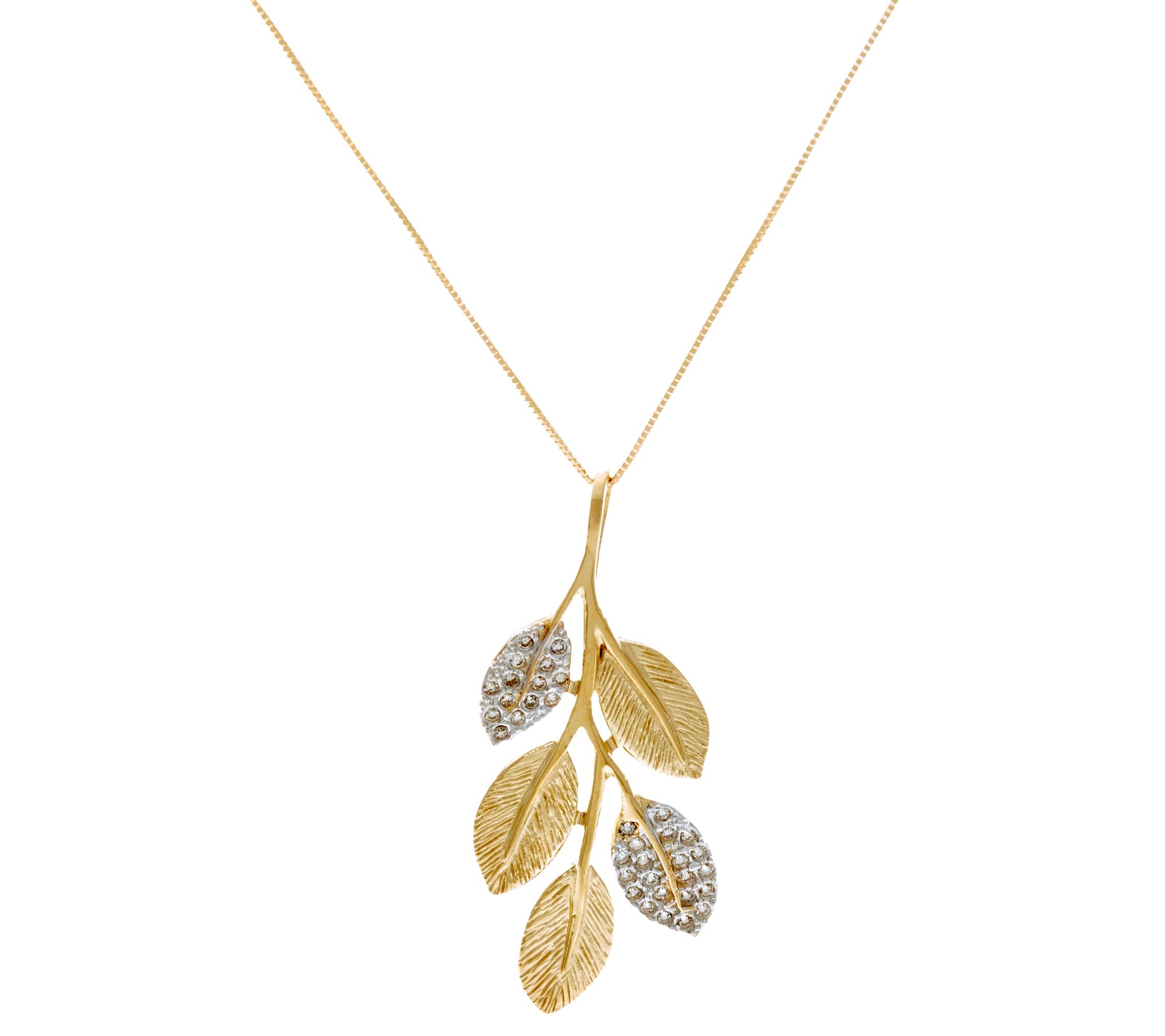 wedding necklace products for gold avani leaf pendant britten