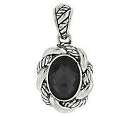 JAI Sterling Sukhothai Gemstone Doublet Pendant - J289110