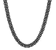 Judith Ripka Sterling 24 Verona Byzantine Necklace - J325610