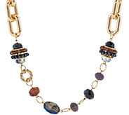 Joan Rivers Simply Couture 40 Necklace w/ 3 Extender - J322911