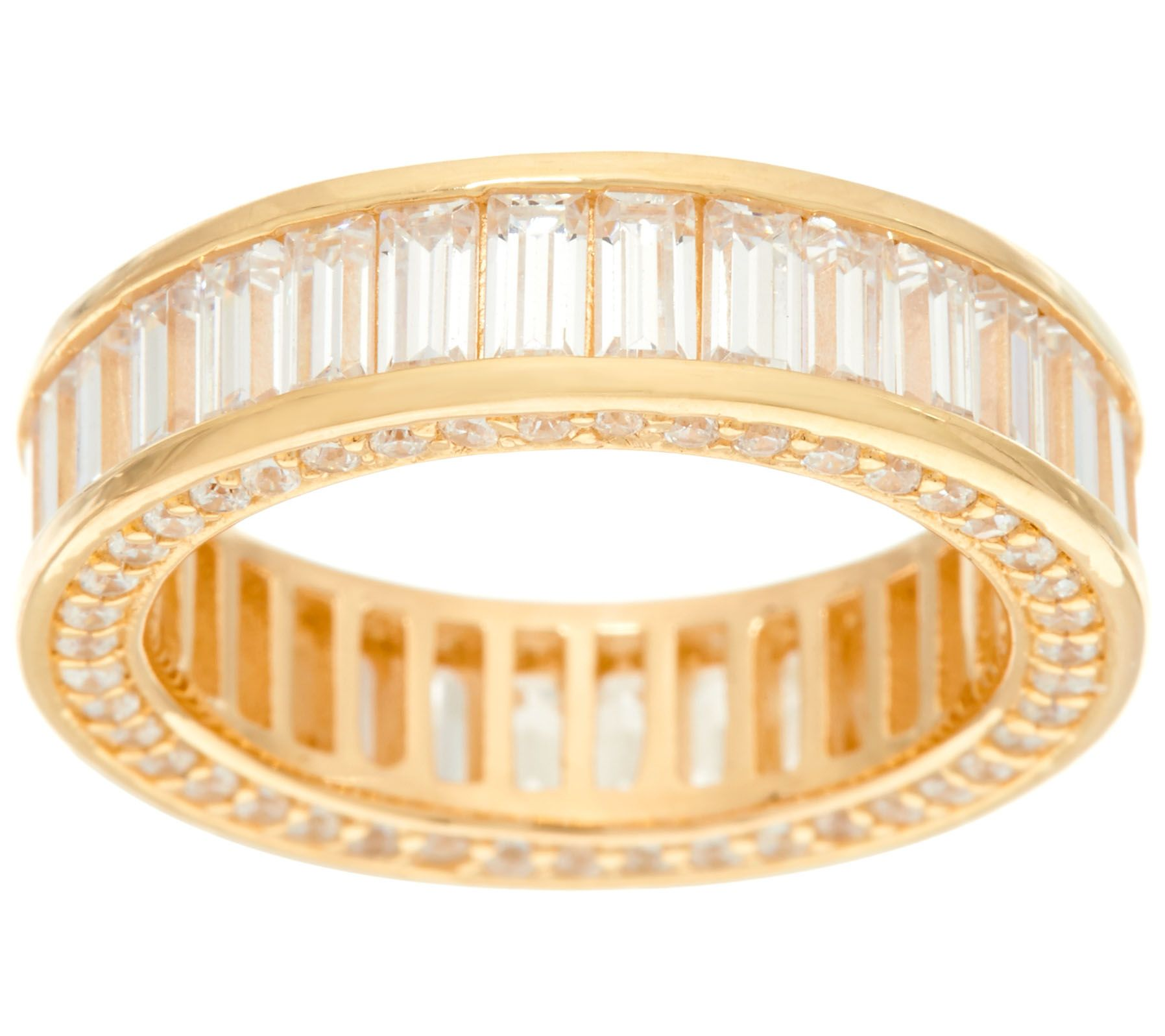 Diamonique Sale Rings