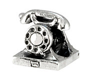 Prerogatives Sterling Telephone Bead - J108912