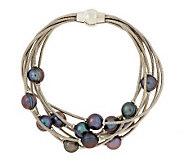 Honora Cultured Pearl 8 Multi-strand Scattered Pearl Bracelet - J269513