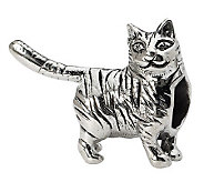 Prerogatives Sterling American Shorthair Cat Bead - J299513