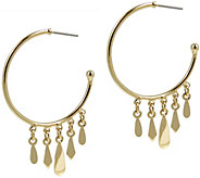 Jules Smith Clary Hoop Earrings - J374913
