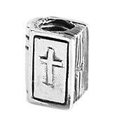 Prerogatives Sterling Silver Bible Bead - J108914