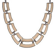 Open Link Park Avenue Enamel Necklace - J267414