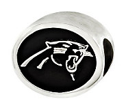 Sterling Carolina Panthers NFL Bead - J315114
