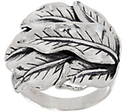 Sterling Silver Multi-leaf Ring by Or Paz - J347614