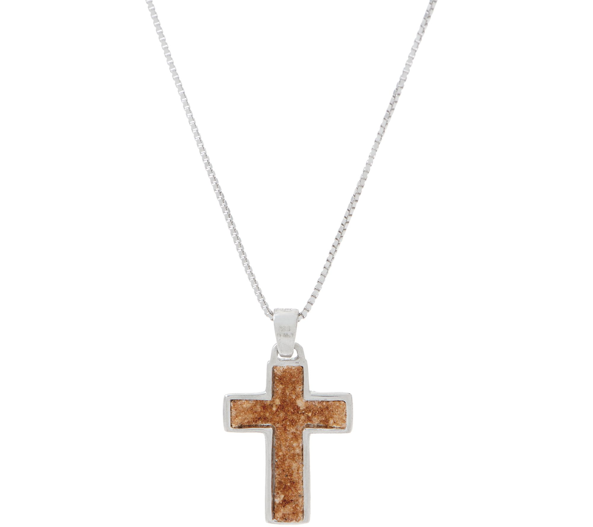pendant cross product plated garnet gem zircon jerusalem gold with min necklace red gems