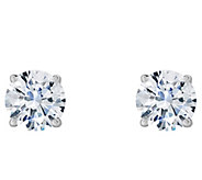 Affinity 14K 1/2 cttw Round Diamond Stud Earrings - J382314