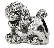 Prerogatives Sterling Poodle Bead - J299515