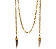 Soko Knotted Talon Necklace - J348615