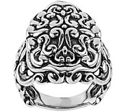 Carolyn Pollack Sterling Interchangeable Ring - J375915