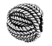 Prerogatives Sterling Ball of Yarn Bead - J110416