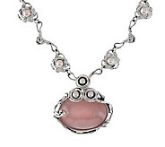 Hagit Sterling Limited Edition Gemstone Necklace - J276516