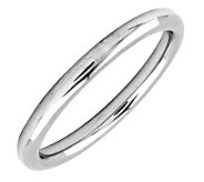 Simply Stacks Sterling Silver 2.25mm Polish Ring - J298916