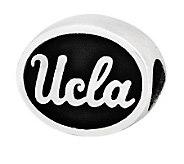Sterling Silver University of California LA Bead - J300817
