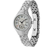 Philip Stein Stainless Steel Bracelet Classic Round Mini Watch - J334817