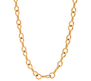 Linea by Louis DellOlio 30 Status Link Necklace - J288018