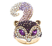 Susan Graver Novelty Animal Rings - J294118