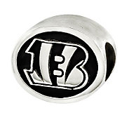 Sterling Cincinnati Bengals NFL Bead - J315118