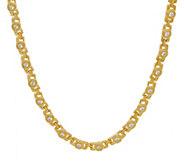 Judith Ripka 14K Clad 20 5.05 cttw Diamonique Necklace - J350619