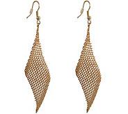 Jules Smith Mesh Wave Earrings - J375919