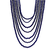 BaubleBar Bold Beaded Multi Strand Necklace - J332220