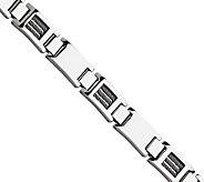 Forza 8-1/2 Wire Polished Link Bracelet - J306521