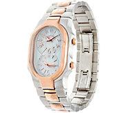 Philip Stein Two-Tone Steel Bracelet Signature Watch - J334821