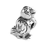 Prerogatives Sterling Bird Bead - J109322