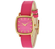 Isaac Mizrahi Live! Reversible Strap Watch - J285822