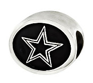 Sterling Dallas Cowboys NFL Bead - J315122